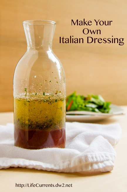 how to make italian dressing at home