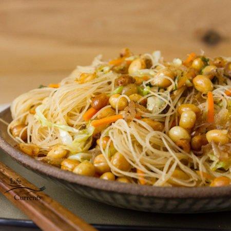 Peanut Rice Noodles